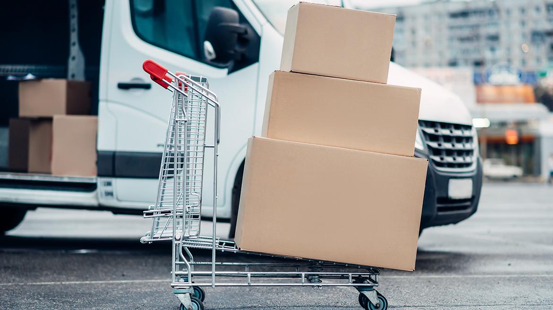 Verkkokauppa ja postitus