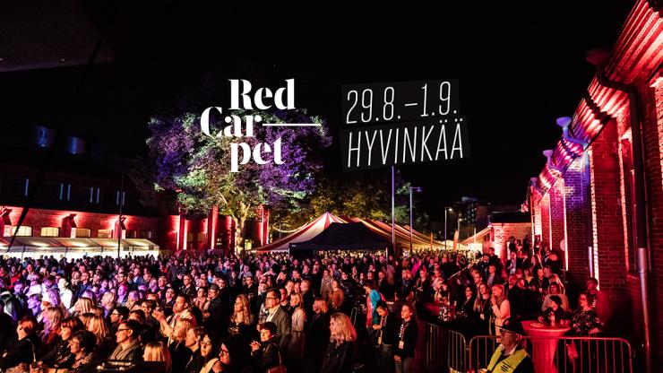 Red Carpet Film Festival osallistuu ikimetsien suojeluun